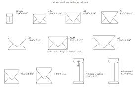 Envelopes Size Standard Wedding Invitation Envelope Size Wedding Ideas