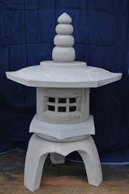 japanese lantern table l oriental mayse mfg co outdoor products