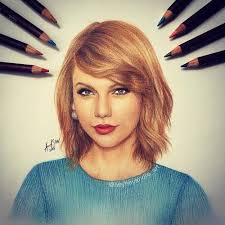 taylor swift drawing google search art to art