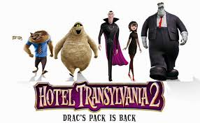 watch 5 exclusive character featurettes hotel transylvania 2