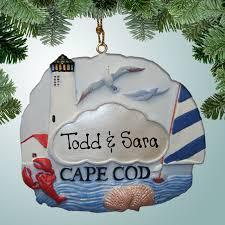 hobbies ornaments cape cod ornament magnet personalized free