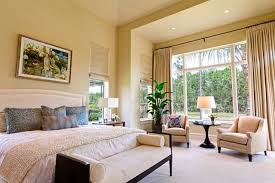 Fengshui For Bedroom What Gives This Bedroom Great Feng Shui Open Spaces Feng Shui