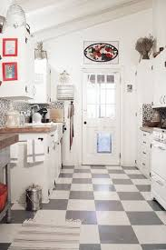best 25 checkered floors ideas on kitchen cozy