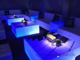 lounge furniture led coffee tables u0026 bar furniture lumen series