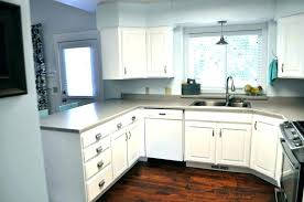 how to paint honey oak cabinets white painting oak cabinets appealing painting oak cabinets antique white