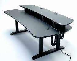 build adjustable table legs diy adjustable height desk legs best home template