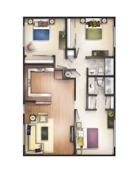 What Is Wh In Floor Plan by Woodlawn Gardens Apartments Chula Vista Ca Overview