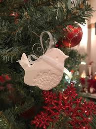endless christmas cheyenne christmas store white bird ornament