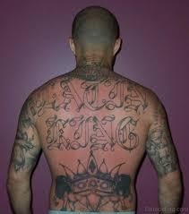33 surprising gangster neck tattoos