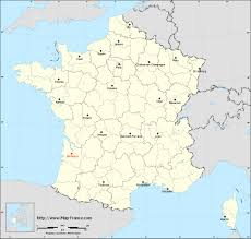 Map Of Brittany France by Map Of Bordeaux France Recana Masana