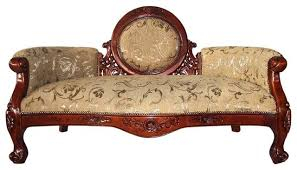Victorian Loveseats Victorian Cameo Backed Settee Victorian Loveseats By