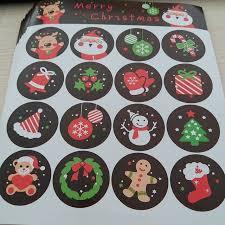 Aliexpress Com Buy 160pcs Diy Scrapbooking Merry Christmas Gift