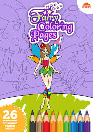 file fairy coloring pages u2013 printable coloring book for kids pdf