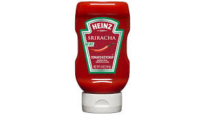sriracha bottle heinz releases sriracha ketchup la times