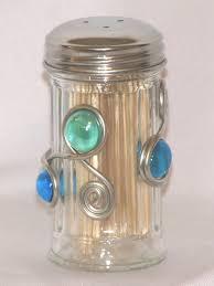 Toothpick Dispenser Glassware