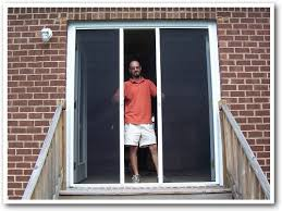 Sliding Screen Patio Door Screen Doors S W Howell Blank Title