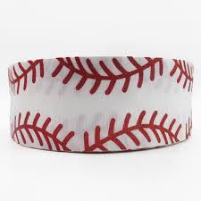 baseball ribbon buy grosgrain baseball ribbon and get free shipping on aliexpress