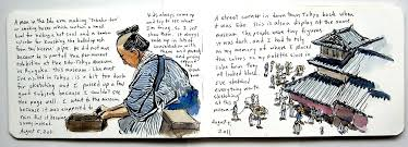 russell stutler u0027s sketchbook part 4 page 1