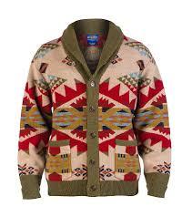 pendleton sweaters pendleton journey shawl cardigan sweater multi color