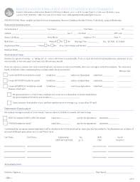 employee health insurance waiver form template edit fill out
