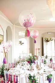 wedding balloons decor with balloon mouse cake table decoration with balloon