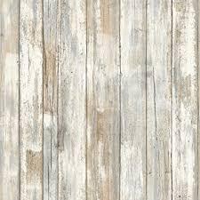 wood wallpaper roommates rmk9050wp 28 18 square feet distressed wood peel and stick