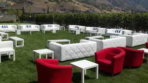 chairs and table rental party rental equipment salt lake all out event rental