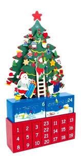 tree wooden advent calendar wooden advent