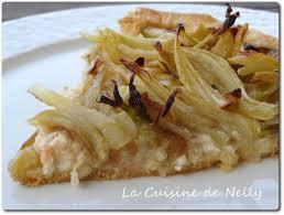 cuisiner du fenouil frais tarte au fenouil crabe et chèvre frais la cuisine de nelly