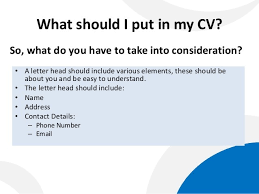 download what should a covering letter include