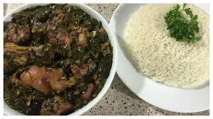 collard greens liberian style thanksgiving ibeethechef