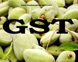 waived gst on purchase of flower buds for ornamental purposes