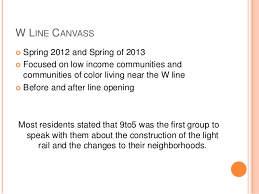 light rail schedule w line rv 2014 people don t build great communities partnerships do by zoe