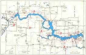lake sakakawea map photo album page 5