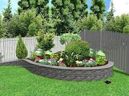 Landscaping Designs For Backyard Inspiring Nifty Beautiful - Backyard garden designs pictures