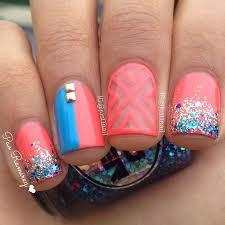 42 playful nail art designs for summer u2013 sortra