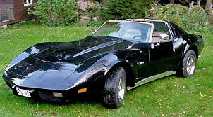 year corvette made 1975 chevrolet corvette c3 production statistics and facts
