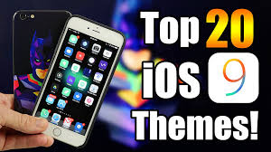 iphone themes that change everything 20 best ios 9 1 ios 9 themes for iphone