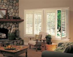 Inside Mount Window Treatments - tips for decorating with plantation shutters kitsap co wa