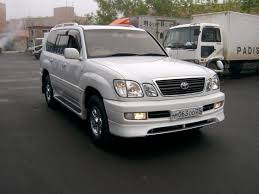 lexus v8 lx470 2001 lexus lx470 pictures 4700cc gasoline automatic for sale