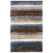 shag multi colored area rugs rugs the home depot