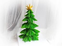 jak zrobić choinka origami modułowe how to make a paper christmas