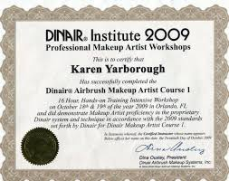 makeup artistry certification online become a licensed makeup artist the world of make up
