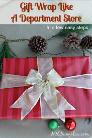 How To Wrap Gifts - how to wrap a gift in easy steps