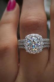 halo wedding ring best 25 halo wedding rings ideas on wedding