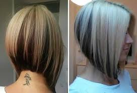 short hairstyle back view images photo gallery of asymmetrical bob hairstyles back view viewing 14