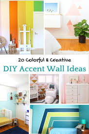 Accent Wall Ideas Life With 4 Boys 20 Diy Accent Wall Ideas Your Home Can U0027t Live