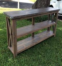 Farmhouse Console Table Pallets Farmhouse Style Console Pallet Ideas Recycled
