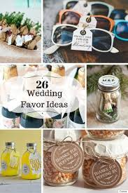 Wedding Favors 26 Wedding Favour Ideas Your Guests Will