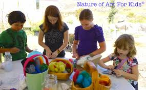 10 nature art projects for kids official blog for u2013 nature of